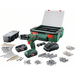 Bosch 1800 LI accuboormachine set