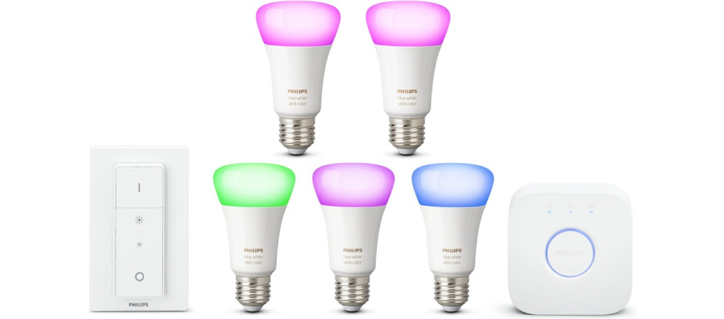 Philips Hue installeren stappenplan