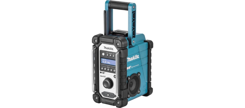 Makita DMR110 DAB+ review