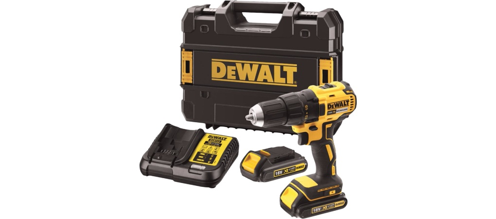 DeWalt DCD777S2T-QW review