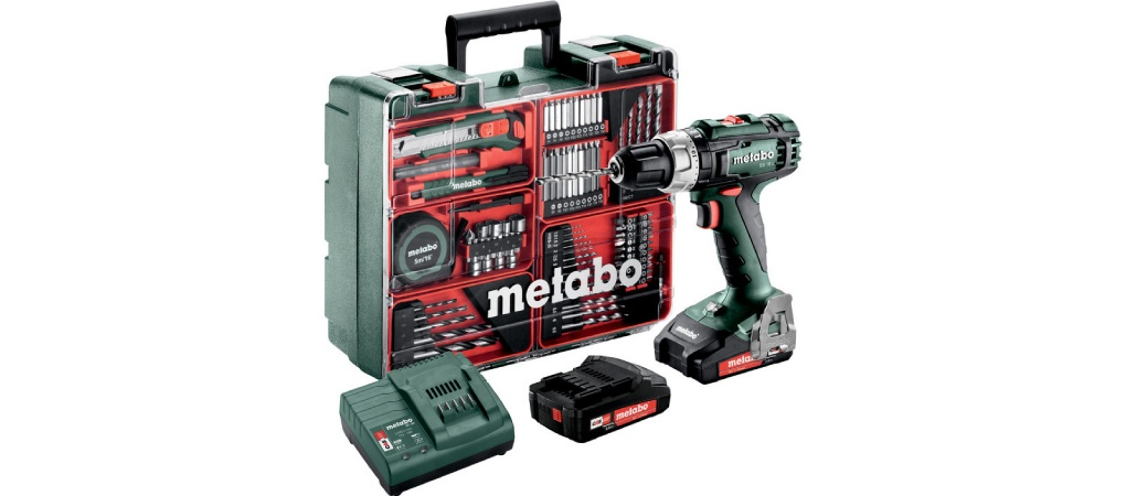 Metabo SB 18 L Mobile review