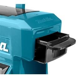 Met de Makita koffiemachine zet je op 2 manieren koffie