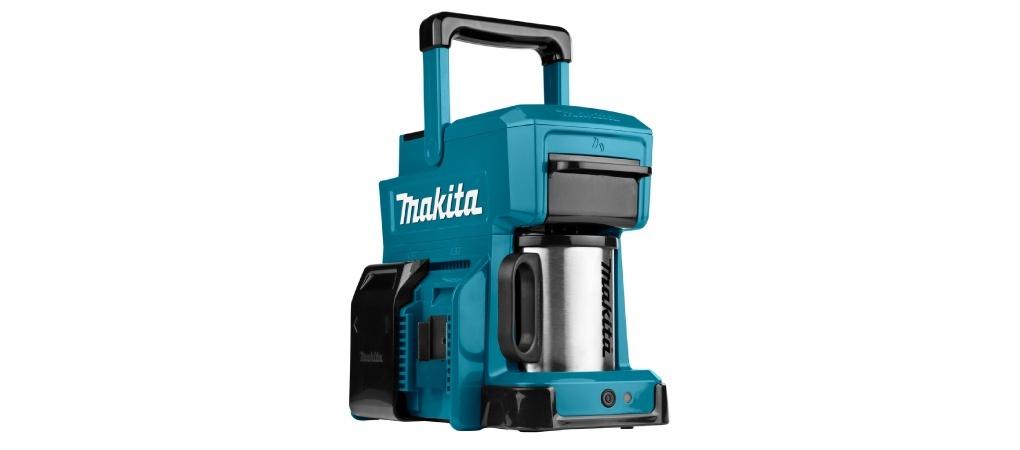 Makita koffiezetapparaat DCM501Z review