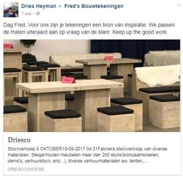 Freds bouwtekeningen review klant